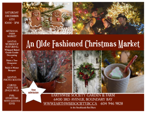 Olde Fashioned Christmas Market