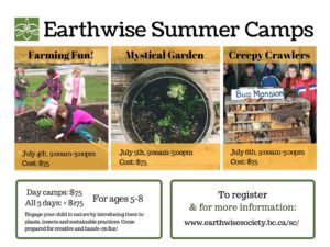 Earthwise Summer Camps
